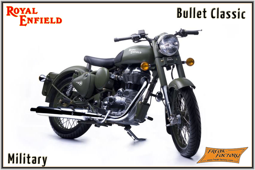 Bullet Classic Military